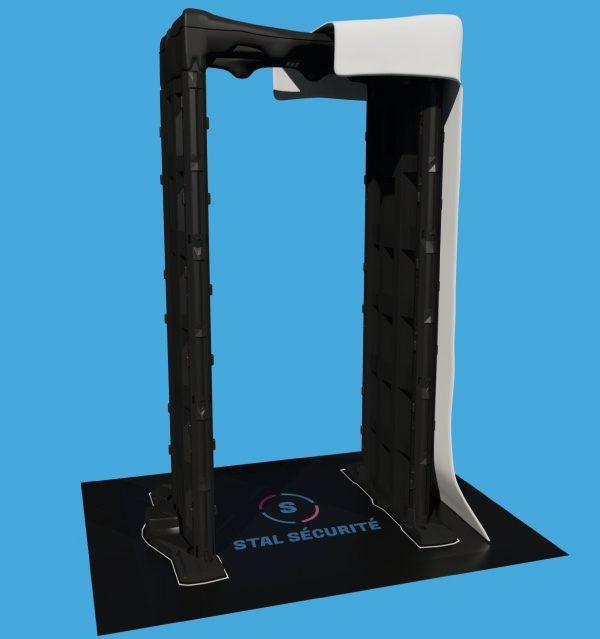 Portique de sécurité / Détecteur de métaux intérieur extérieur