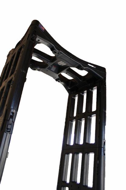 Portique de détection de métaux